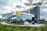 Monticello Library Opening